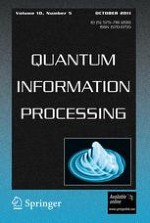 Quantum Information Processing 5/2011