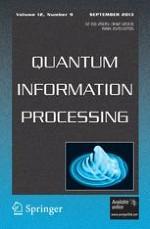Quantum Information Processing 9/2013