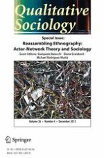 Qualitative Sociology 4/2013
