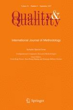 Quality & Quantity 5/2017