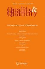 Quality & Quantity 2/2018