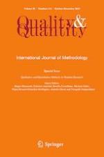 Quality & Quantity 5-6/2020