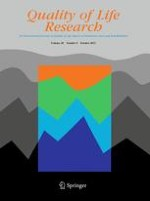 Quality of Life Research 8/2011