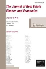 The Journal of Real Estate Finance and Economics 3/2011
