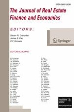 The Journal of Real Estate Finance and Economics 2/2013