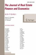 The Journal of Real Estate Finance and Economics 2/2014