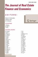 The Journal of Real Estate Finance and Economics 2/2016