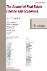 The Journal of Real Estate Finance and Economics 1/2018