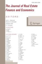 The Journal of Real Estate Finance and Economics 3/2021