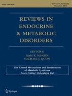 Reviews in Endocrine and Metabolic Disorders 4/2013