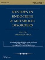 Reviews in Endocrine and Metabolic Disorders 4/2016