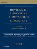 Reviews in Endocrine and Metabolic Disorders 4/2017