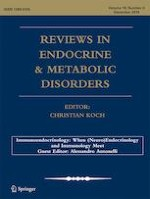 Reviews in Endocrine and Metabolic Disorders 4/2018