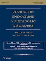 Reviews in Endocrine and Metabolic Disorders 3/2021