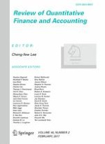Review of Quantitative Finance and Accounting 2/2017
