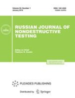 Russian Journal of Nondestructive Testing 7/2005
