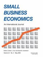 Small Business Economics 4/2005