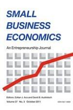 Small Business Economics 3/2011