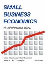 Small Business Economics 1/2012
