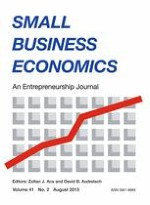 Small Business Economics 2/2013