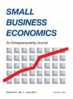 Small Business Economics 1/2014