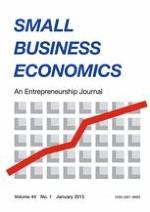 Small Business Economics 1/2015