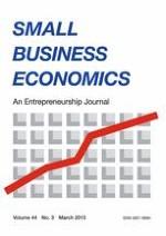 Small Business Economics 3/2015