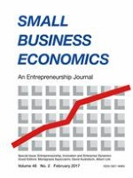 Small Business Economics 2/2017