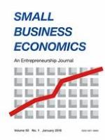 Small Business Economics 1/2018