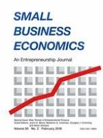 Small Business Economics 2/2018