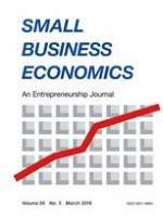 Small Business Economics 3/2018
