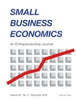 Small Business Economics 4/2019