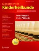Monatsschrift Kinderheilkunde 7/2004