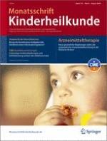Monatsschrift Kinderheilkunde 8/2005