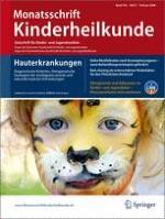 Monatsschrift Kinderheilkunde 2/2008