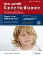 Monatsschrift Kinderheilkunde 9/2009