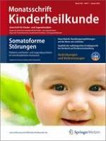 Monatsschrift Kinderheilkunde 1/2012