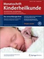 Monatsschrift Kinderheilkunde 12/2014
