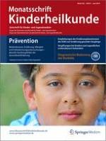 Monatsschrift Kinderheilkunde 6/2014