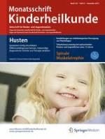 Monatsschrift Kinderheilkunde 12/2015