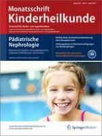 Monatsschrift Kinderheilkunde 4/2015