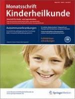Monatsschrift Kinderheilkunde 6/2015