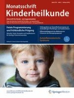 Monatsschrift Kinderheilkunde 2/2016
