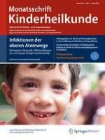 Monatsschrift Kinderheilkunde 5/2016
