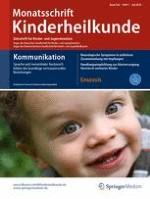 Monatsschrift Kinderheilkunde 7/2016