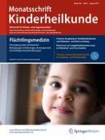Monatsschrift Kinderheilkunde 1/2017