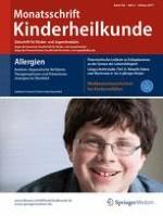 Monatsschrift Kinderheilkunde 2/2017