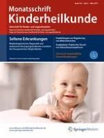 Monatsschrift Kinderheilkunde 3/2017