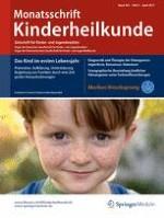 Monatsschrift Kinderheilkunde 4/2017