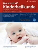 Monatsschrift Kinderheilkunde 1/2018